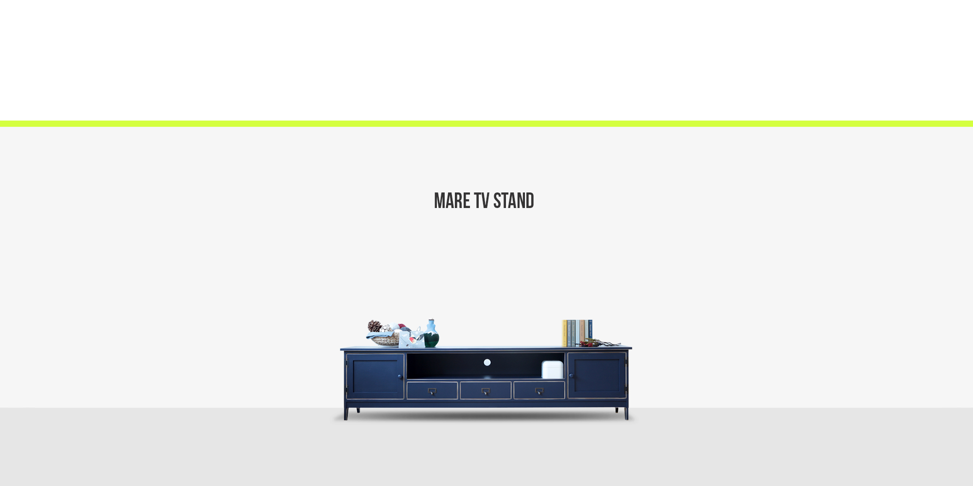 MARE89 TV STAND